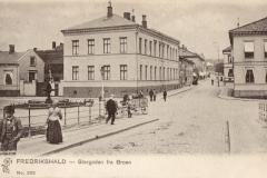 Storgaten og Wiels plass