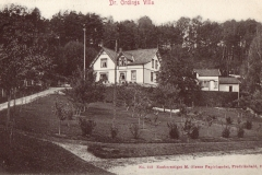 Dr. Ordings villa