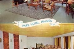 Halden hotell