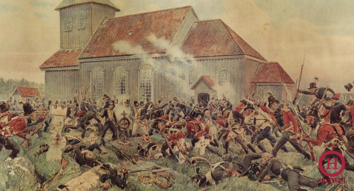 Prestebakke 1808