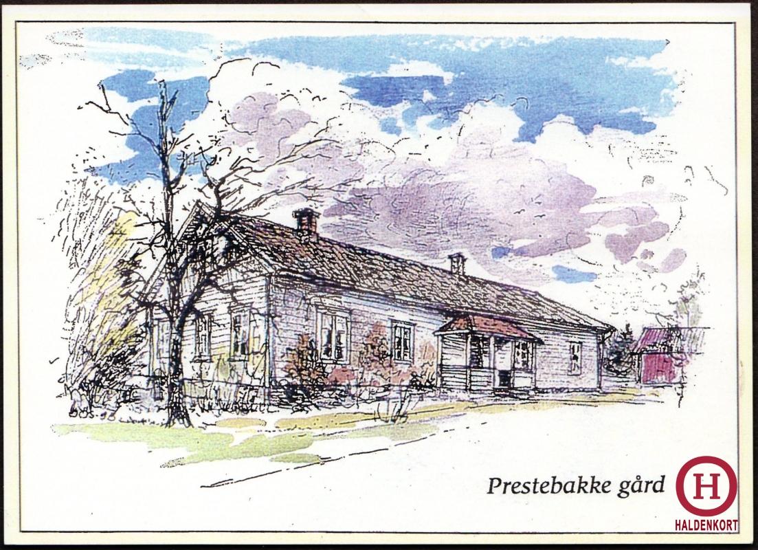 Gamle Prestebakke