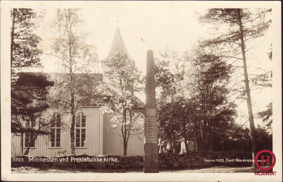 Prestebakke kirke
