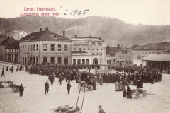 Torget 1905