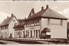 Halden stasjon