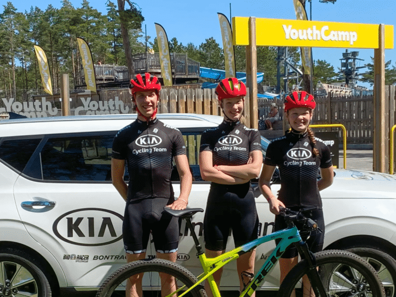 Kia Cycling Team ska ta Kia närmare kunderna
