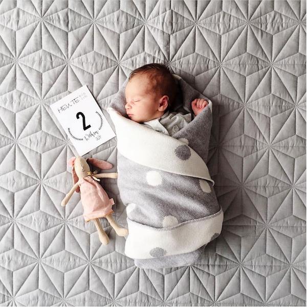 geschenk Meilensteine milestone cards Schwangerschaft Mama