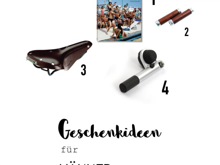 Geschenkidee // GESCHENKIDEEN FÜR MÄNNER