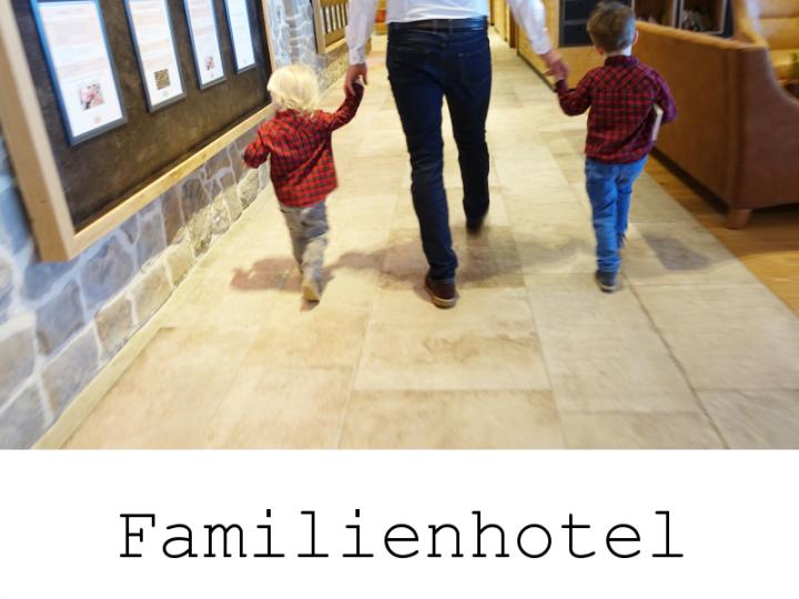 Familienhotel Dachsteinkönig // Reisen mit Kindern