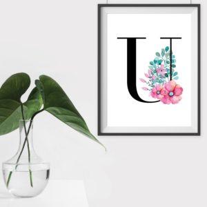 Geschenk Artprint Dekoration