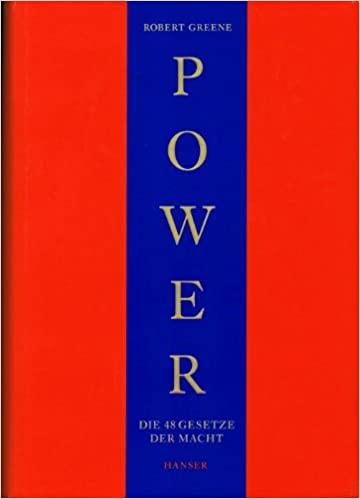 hallostark.net - Buchrezension Sachbuch Robert Greene Power