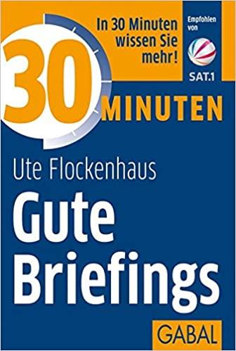 hallostark.net Ute Flockenhaus - 30 Minuten Gute Briefings