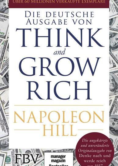 hallostark.net napoleon hill think and grow rich buchrezension