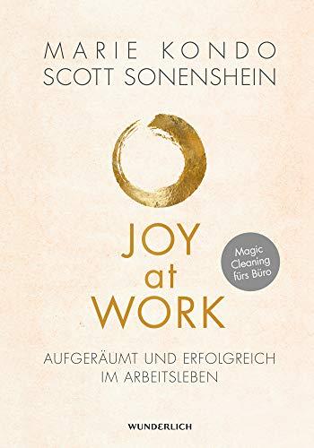 hallostark.net buchrezension marie kondo joy at work führung motivation resilienz kommunikation