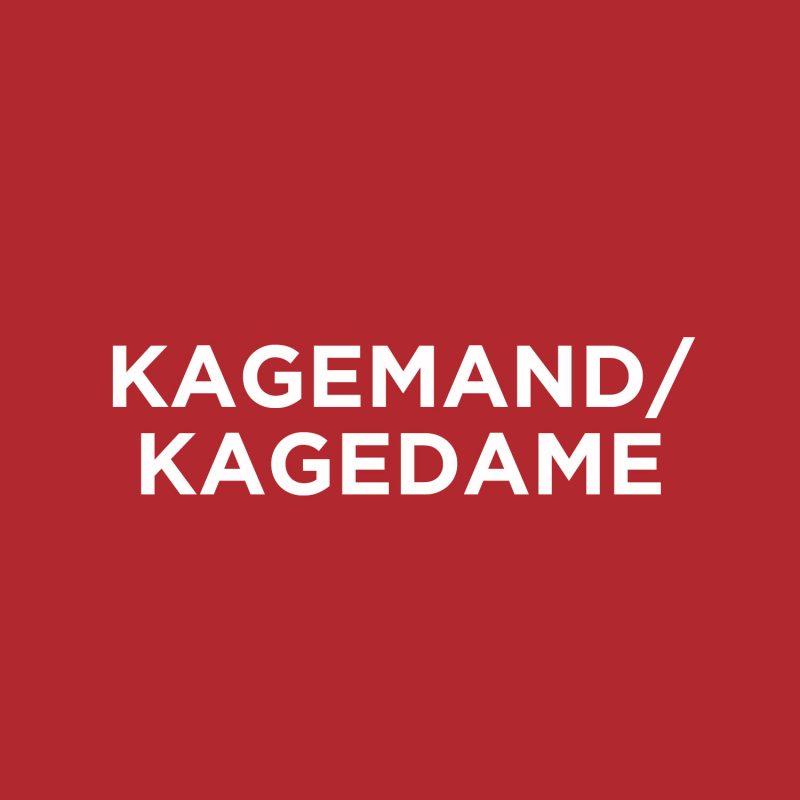 Kagemand/Kagedame