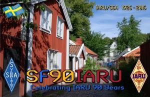 SF90IARU