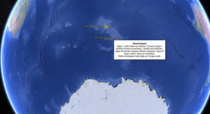Heard i Google Earth
