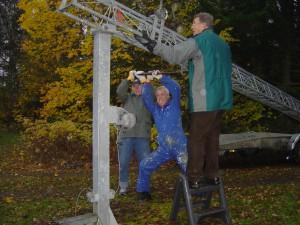 Antennmast Södertörn 2007 DSC02776