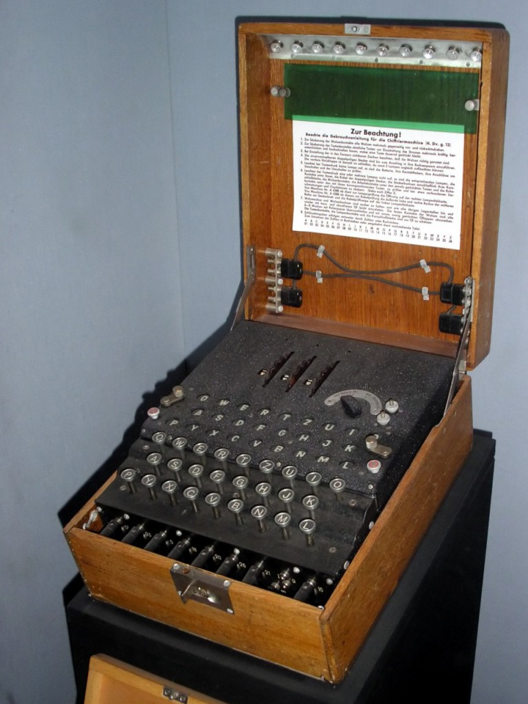 EnigmaMachine