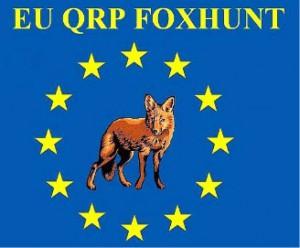 Logo EU QRP Foxhunt