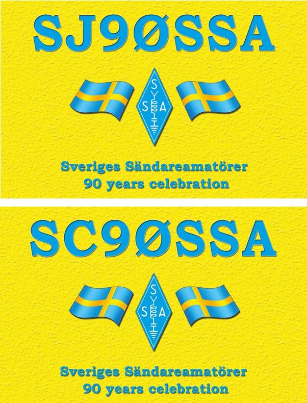 SSA jubileumskort 2015