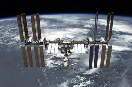 ISS_Courtesy NASA