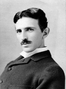 Nikola Tesla_Sarony