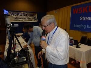 W5KUB Tom_Foto från Toms hemsida