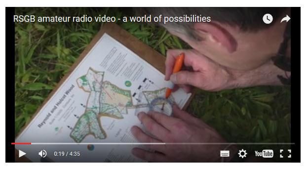 RSGB video om rävjakt