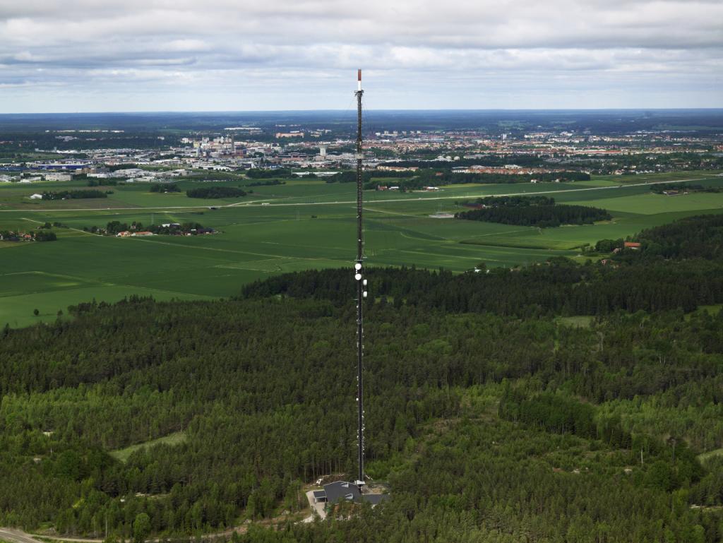 Högmast Vedyxa Uppsala