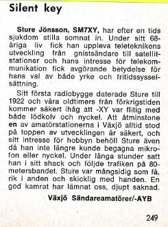 SM7XY Sture SK QTC nr 6_7 1974