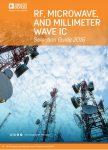 RF Microwave and Millimeter wave IC Selection Guide 2016 - Skärmklipp