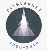 Flygvapnet 90 år logotype