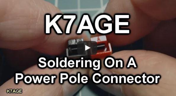 Hur man löder K7AGE