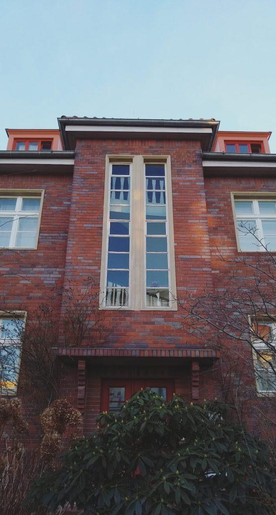 Beitragsbild Hausfassade Potsdam handundstift.de Blog zum Thema Illustration in Serie