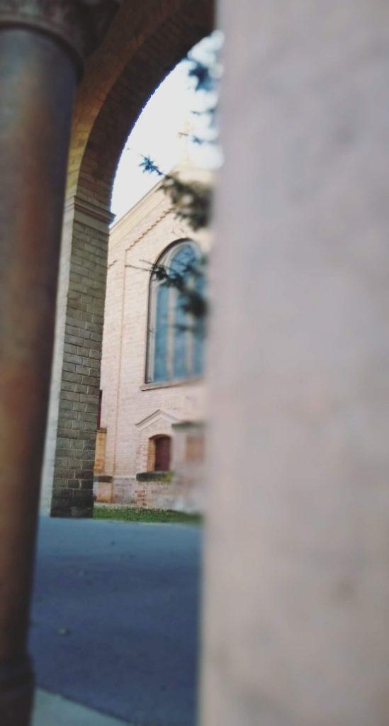 Beitragsbild Dorfkirche Bornstedt handundstift.de Blog zum Thema Illustration in Serie