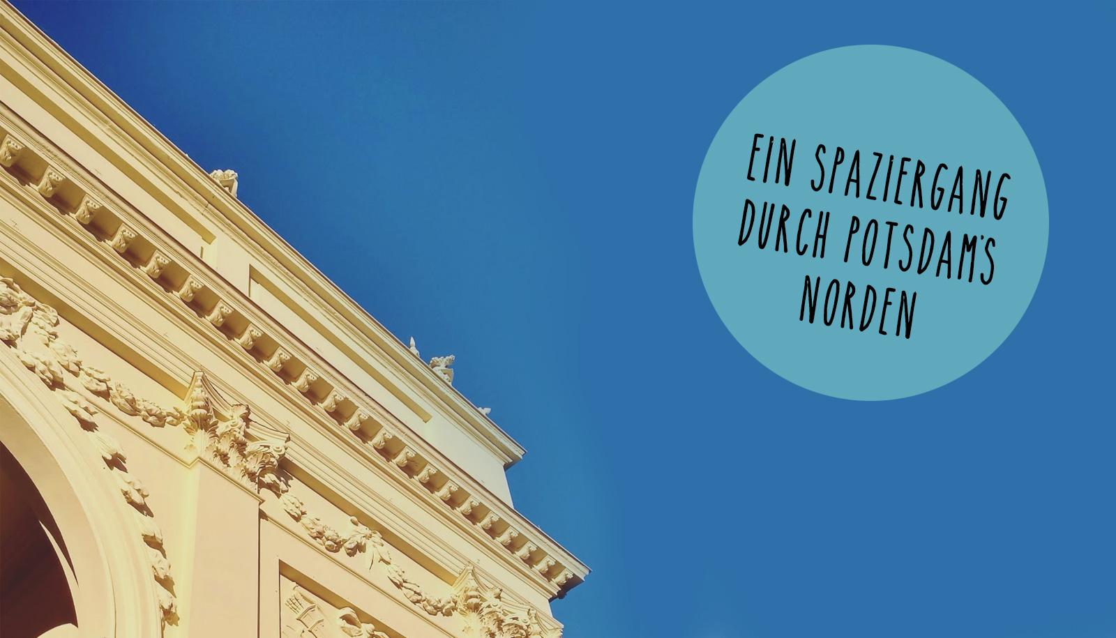 Headerbild Ein Spaziergang durch Potsdam's Norden handundstift.de Blog zum Thema Illustration in Serie