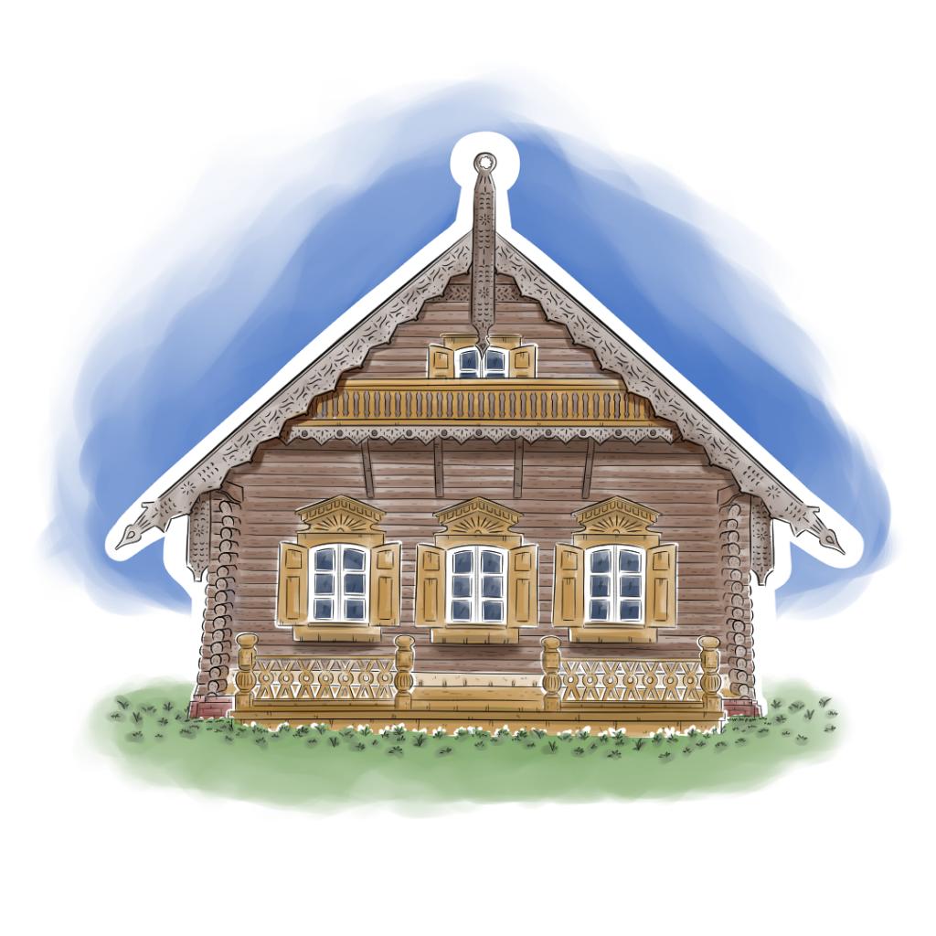 Beitragsbild Farbe Akexandrowka Potsdam handundstift.de - Der Blog rund um Illustration in Serie