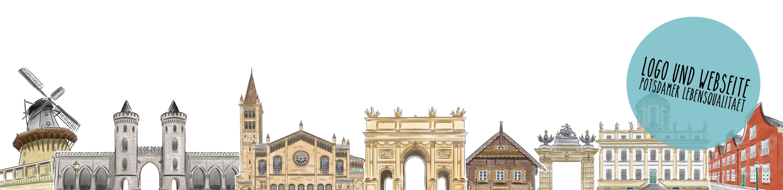 Headerbild für die Webseite der Potsdamer Lebensqualität