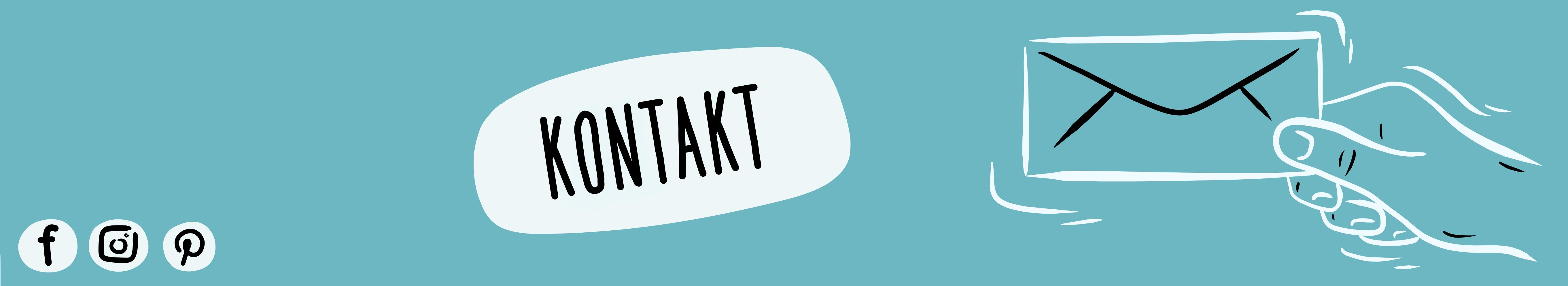 Headerbild Kontakt | handundstift.de - Der kreative Blog rund um digitale Illustration aus Potsdam