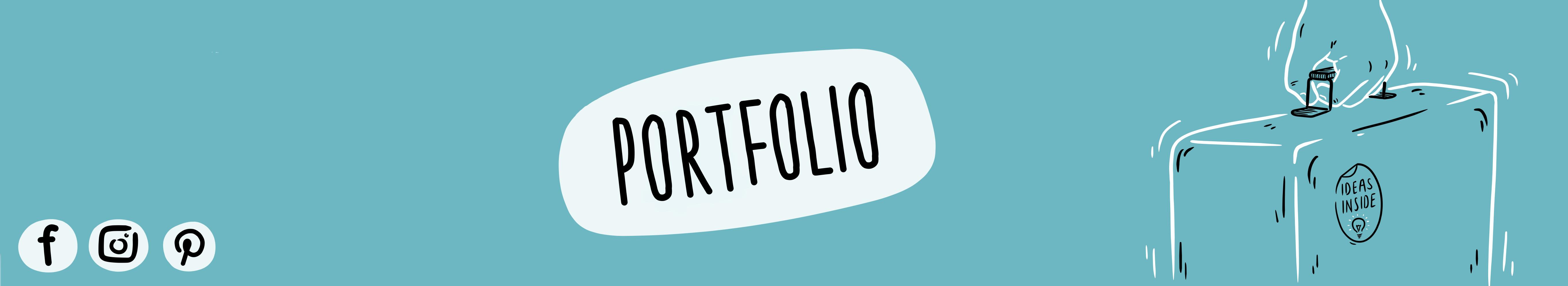 Headerbild Portfolio | handundstift.de - Der kreative Blog rund um digitale Illustration aus Potsdam