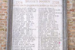 20 Bruggel Gedenkplaat JWillems.jpg 20 Brugge2 Gedenkplaat JWillems.jpg 20 Brugge3 Gedenkplaat JWillems.jpg