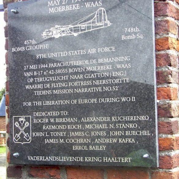 470 Moerbeke gedenkplaat AdeWilde.jpg|470Moerbeke.jpg