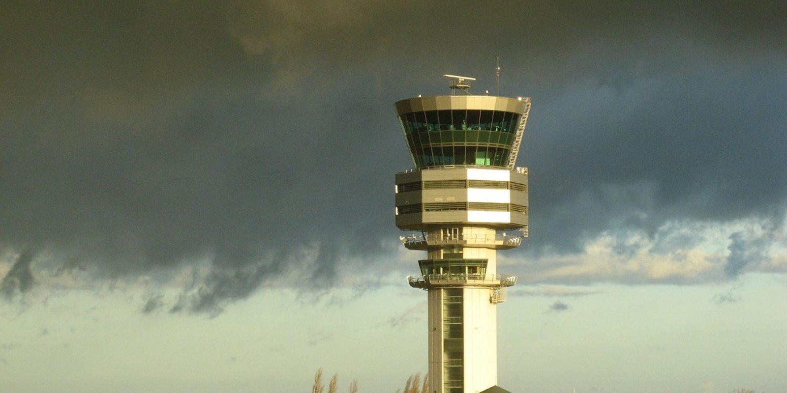 C'est en 2004 que la nouvelle tour de Brussels Airport a été mise en service par Belgocontrol. (Photo Guy Viselé)