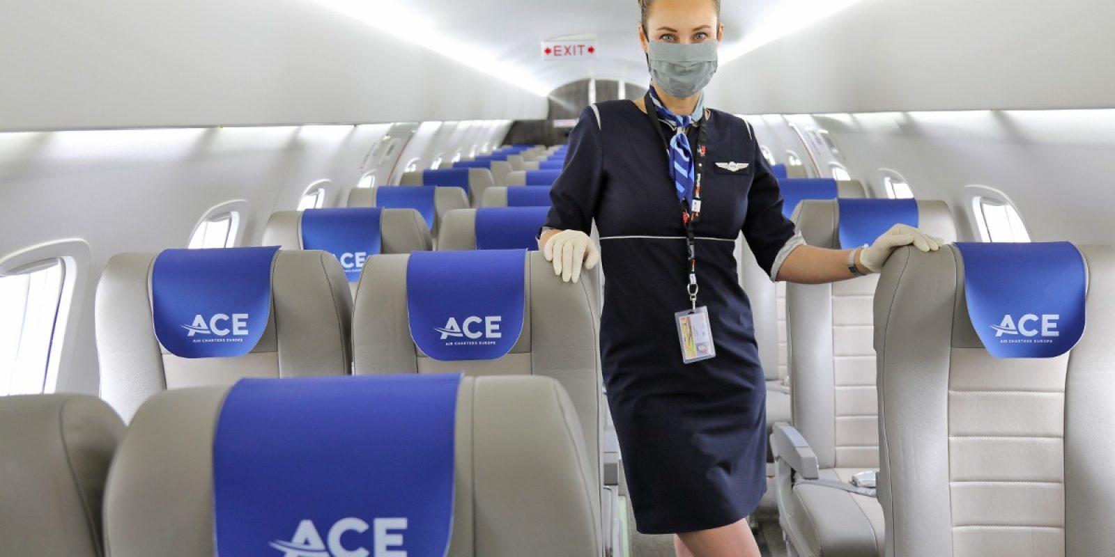 Een vriendelijke en attente crew die met de glimlach zorgt voor respect en menselijkheid voor de passagiers is een van de hoekstenen van het ASL product. Net die glimlach moeten we er in deze coronatijden achter het mondkapje bij denken.