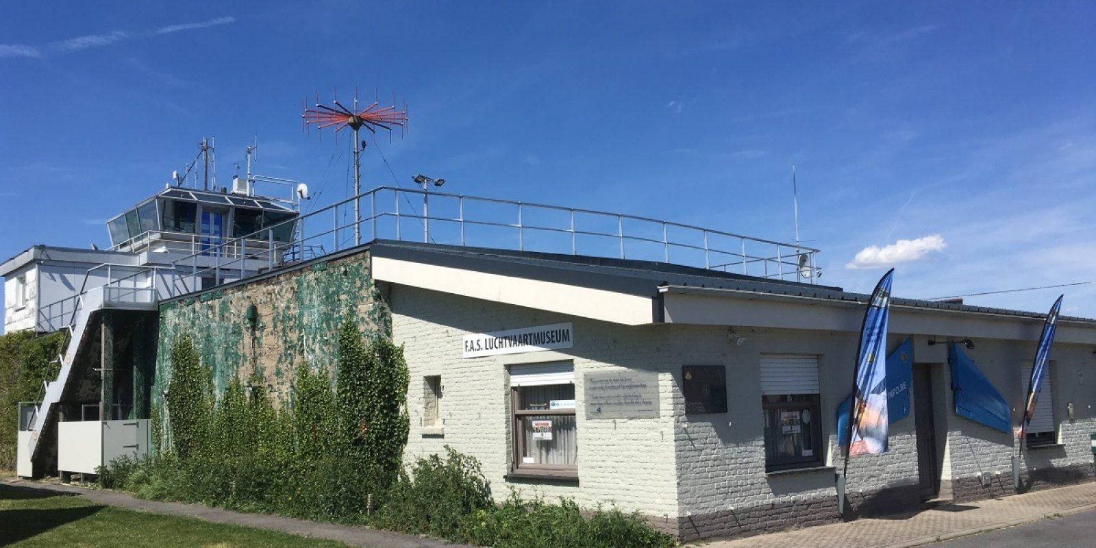 Het FAS-museum in Wevelgem is gevestigd in een vroegere hospitaalbunker. (Foto Harald De Brabander)