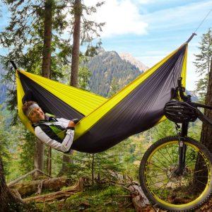 Amazonas Adventure hammock yellowstone utomhus