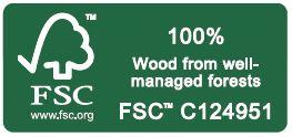 Amazonas FSC logo