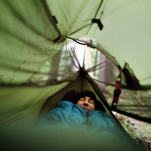 Amazonas Moskito Traveller hammock thermo, detalj innerrum