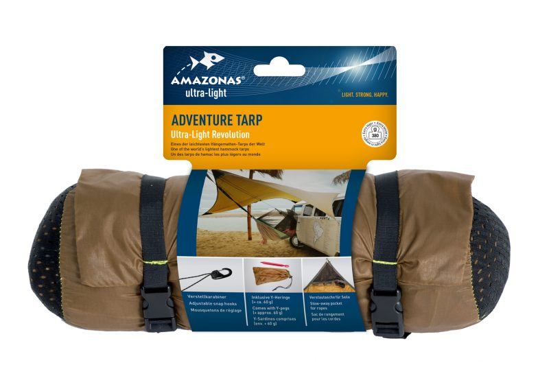 Amazonas Adventure Tarp - förpacking