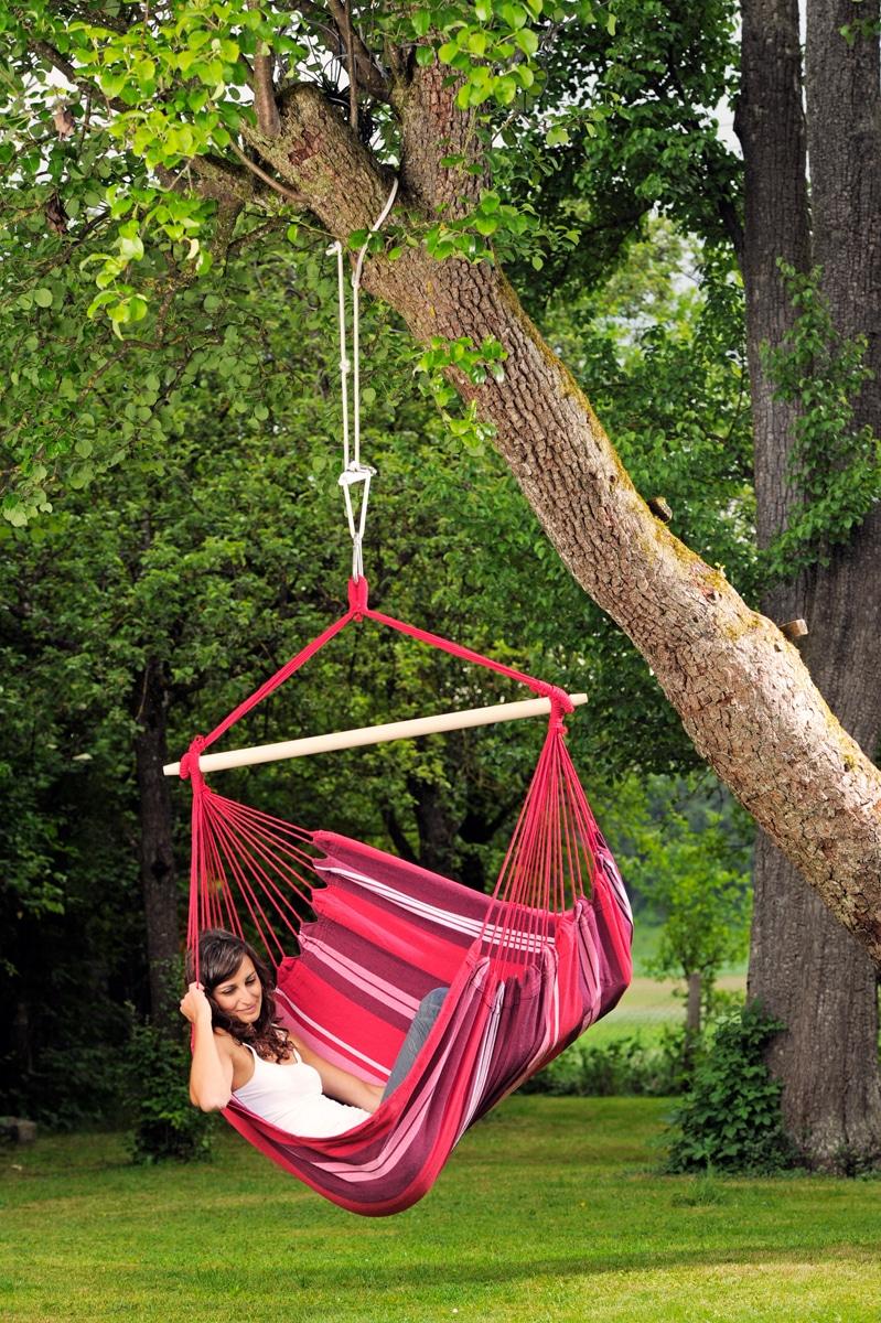 Amazonas Havanna fuego - hängstol - utomhus